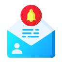 E-Mail-Benachrichtigungen bei Kundendaten Änderungen icon