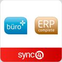 sync4 Schnittstelle für büro+ & ERP-complete icon