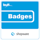 Individuelle Badges icon