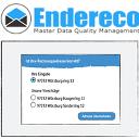 Endereco address verification and autocomplete icon