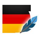Sprachpaket Deutsch Du-Anrede icon