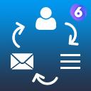 Bestätigungsmails für Formulare icon