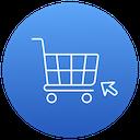 Warenkorb Button Effekte für Artikel-Detailseite icon