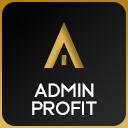 Profit im Admin (Gewinn, Ertrag, Handelsspanne) icon