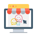 Shopping Experience Survey & Referenzanalytik icon