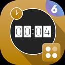 Erlebniswelten Countdown icon