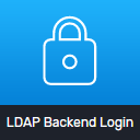 LDAP Backend Login (inkl. SSO / Single Sign-On) icon