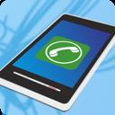 Anrufbutton für Smartphones/Tablets