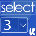 Quantity selection in category listing icon