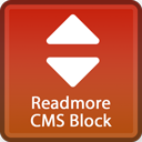 Weiterlesen CMS Block icon