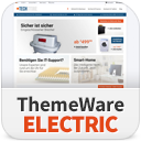 ThemeWare® Electric | Customizable Responsive Theme icon