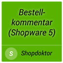 Order Comment (Shopware 5) icon