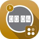 Einkaufswelten Countdown icon