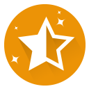 Customer-friendly presentation of product reviews icon