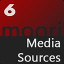 Quellenangaben für Medien im Footer und Impressum