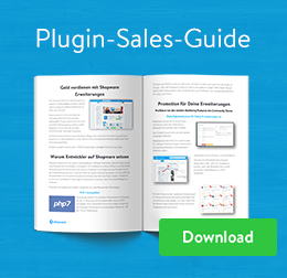 Shopware Plugin Sales Guide Download