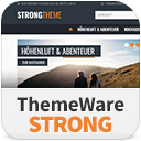 ThemeWare® Strong | Customizable Responsive Theme icon