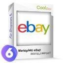 Marketplace eBay order import SW6