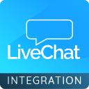 LiveChat (LiveChatInc) - Einbindung Shopware - Live-Chat Helpdesk einfach und schnell icon