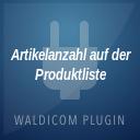 Artikelanzahl auf der Produktliste / Kauf von der Artikelliste
