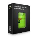 Warenkorb Upload pro Bestellung icon