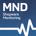 MND Shopware Monitoring Basic (Benachrichtigung über Plugin Updates etc.) icon