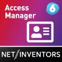 Zugangskontrolle bei Registrierung und Login - AccessManager icon