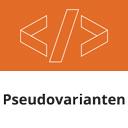 Pseudovarianten / Hauptartikelvarianten icon