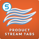 Product Stream Tabs