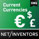 Daily currency rates & foreign currencies - CurrentCurrencies icon