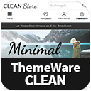 ThemeWare Clean | Customizable Responsive Theme icon