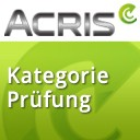ACRIS Kategorie Prüfung