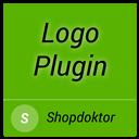 Logogröße und -position
