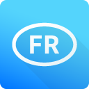 Internationalization France - french icon