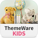 ThemeWare® Kids | Customizable Responsive Theme icon
