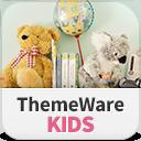 ThemeWare Kids | Customizable Responsive Theme icon