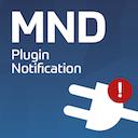 Plugin-Update Benachrichtigungen (MND Plugin Notification) icon