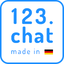 123.chat Video-Chat & Text-Chat icon