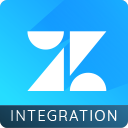 Zendesk integration Shopware - Offer chat, customer support and helpdesk simple and fast icon