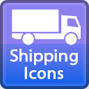 Versand-Logos | Shipping Icons für Footer, Bildrand & Checkout icon