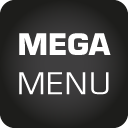 Flexible Mega Menu 6 - optimierte Navigation als Mega Menü icon