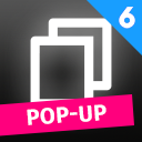 Popup for emotion worlds icon