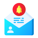Email Notification on Customer Information Update icon