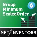 Individual minimum order quantity per customer group - GroupMinimumScaledOrder icon