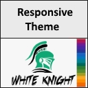 White Knight - Responsive Theme icon