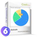 Statistik Professionell SW6 icon