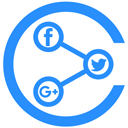 Social Media Anbindung icon