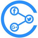 Social Media Anbindung icon