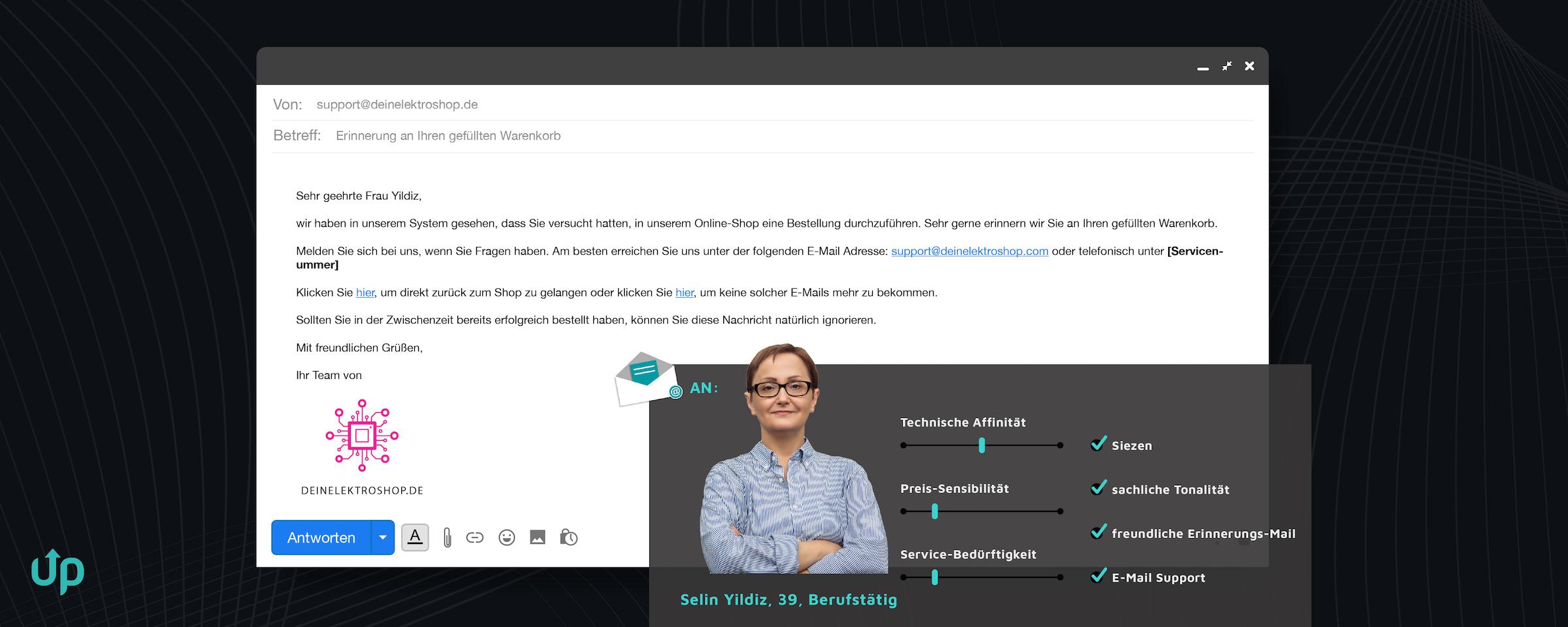 DSGVO-konforme-Warenkorbabbruch-Mails-Beispiele-Templates_Erinnerung_03_de