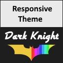 Dark Knight - Responsive Theme icon